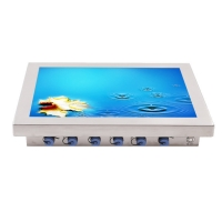 Wholesale 1280x1024 LED Touchscreen Panel Pc 1000nits Sunlight Readable from china suppliers