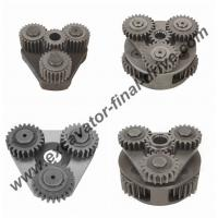 Wholesale EX200-5 travel planetary reduction gear carrier 3rd assembly, final drive carrier assembly from china suppliers
