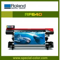 Wholesale 1.6m Roland RF640 eco solvent printing machine from china suppliers