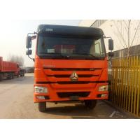 Wholesale Four - Axle SINOTRUK 371 HP Heavy Dump Truck 8×4 50 Tons Loading 28CBM from china suppliers