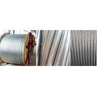 Wholesale Standard Type Overhead Line Conductor Aluminium Clad Steel 10 - 18 Isokeraunic Level from china suppliers