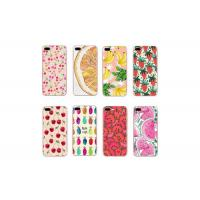 Wholesale Summer Fruit TPU Cell Phone Back Cover For Iphone 5 5S 5SE 6 6S 7 7Plus 8 8Plus X from china suppliers