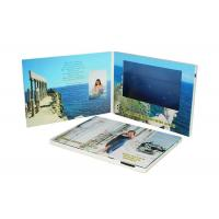 """Wholesale Business Promos LCD Screen Video Brochure2.4"""" 4.3"""" Full Color Printing from china suppliers"""