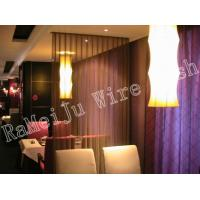 China architectural drapery used as  isolation wall wholesale