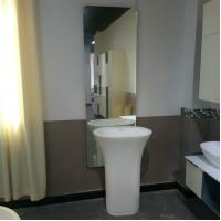 Wholesale Delicate Bathroom Vanity Mirrors High Hardness Long Service Life from china suppliers