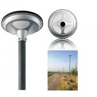 Buy cheap Time - Control Integrated Solar LED Street Light , Waterproof Led Solar Garden from wholesalers