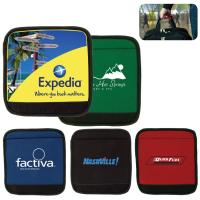Wholesale Custom Printed Comfort Neoprene Foam Luggage Handles Wraps with 2pcs of velcro from china suppliers