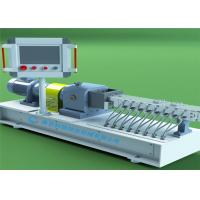 16mm Laboratory Twin Screw Extruder For Plastic Compounding Bench Top Type