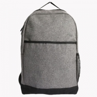 Wholesale Simple Grey Backpack Computer Bag For Business Travel from china suppliers