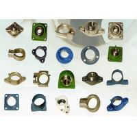 Customized Cast Iron High Speed Pillow Block Bearing With Set Screws Locking