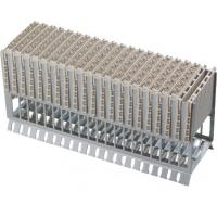 Wholesale Siemens Termination Block MDF7100-100 With 5 pair Protector Over-Voltage from china suppliers