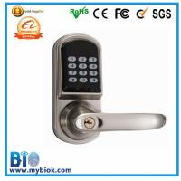 Wholesale Waterproof Swipe Card Door Lock for Elder People with PIN and Key from china suppliers