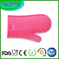 Buy cheap Amazon Hot Selling Heat Resistant BBQ Grill Oven Mitt / BBQ Grill Oven Silicone from wholesalers