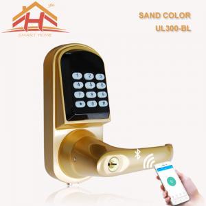 Wholesale Password Smart Digital Door Lock 0 Degree-70 Degree Working Temperature from china suppliers
