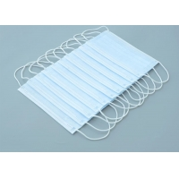 Wholesale Respirator Disposable Non Woven Anti Virus 3ply Face Mask from china suppliers