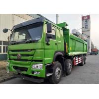 Wholesale Mining Site Heavy Duty Dump Truck ZZ3317N2867C1 8x4 Tipper Truck With Strong Power 336HP from china suppliers