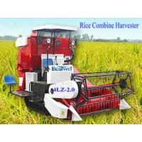 Wholesale Rice combine harvester 4LZ-2.0,Rice combine harvesting machine. from china suppliers