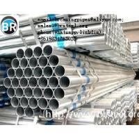 Wholesale hollow section structural rectangular galvanized square steel pipe/tube,Q345Material Welded  Pre Galvanized Steel Round from china suppliers