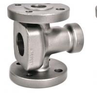 Buy cheap Oem Service Precision Investment Casting Plug Valve Body for Valve Parts from wholesalers