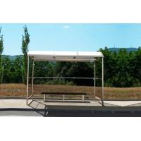Wholesale Customized Color Modern Bus Shelter Design Water Proof Low Power Consumption from china suppliers