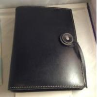 Wholesale High Quality PU Leather Business Organizer from china suppliers