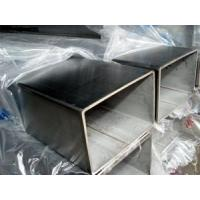 Wholesale 304 Stainless Steel Rectangular Pipe, Seamless, Made of Stainless Steel from china suppliers