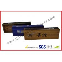 Wholesale Elegant Colorful Printed E Cigarette / Cigar Gift Box  , Custom Rigid Board Tobacco Gift Packages from china suppliers