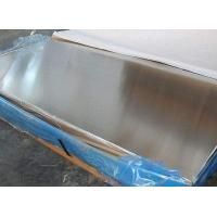 Wholesale Low Strength 5052 Aluminium Plate , Aluminum Alloy 5052 Good Cold Working Property from china suppliers