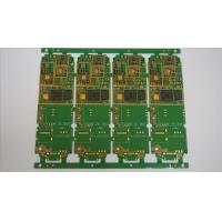 Wholesale FR4 1.6mm 1OZ Multilayer PCB Manufacturing Process For Telecommunications from china suppliers