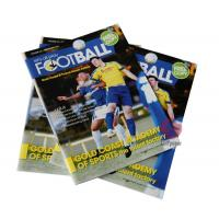 Wholesale Kraft, coated, Art paper glossy / matte lamination monthly Custom Magazine Printing from china suppliers