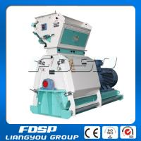 China Easy handling 6-50t/h high output soybean hammer mill&grinding mill machine on sale