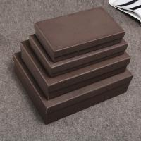 Wholesale Cardboard Custom Printed Boxes Various Size For Notebook / Planner Package from china suppliers