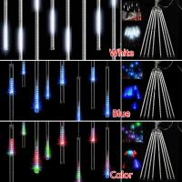 Wholesale led meteor shower rain tube lights from china suppliers