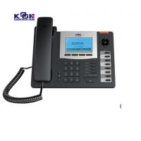 Wholesale Rj45 Port VOIP SIP Phone IP Office Phones With Caller ID Support SMS Speed Dial from china suppliers
