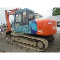 Wholesale EX120-3  Hitachi Used Construction Machinery11793kg Weight Year 1996 from china suppliers