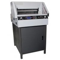 Wholesale 490mm Electric Programmable Paper Cutter E460R / Tabletop Paper Cutter from china suppliers