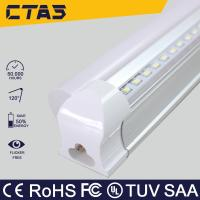 Buy cheap t8 integrated led tube 5w 60cm 120deg 48smd2835 400lm CE ROHS from wholesalers