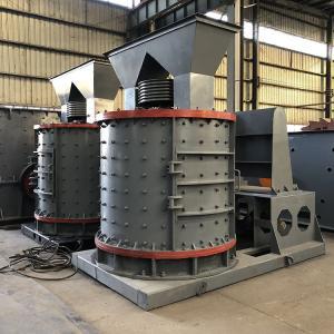 Wholesale Popular Sand Making Stone Crushing Vertical Shaft Impact Crusher Machine from china suppliers