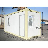Insulated dormitory conex box homes modular shipping container homes of prefabcontainerhouse - Insulating shipping container homes ...