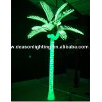 Wholesale plastic lighted palm trees from china suppliers