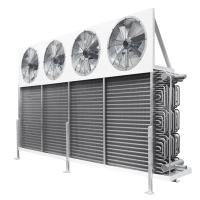 Buy cheap vertical stand stainless steel custom made evaporator blast freezer from wholesalers