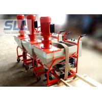 China Gypsum / Plaster / Cement Mortar Spraying Machine OEM ODM Available on sale