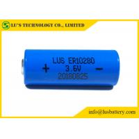 Wholesale Utility Metering 3.6V 500MAh Lisocl2 Lithium Battery ER10280 from china suppliers