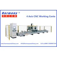 Wholesale Four-axis Aluminum CNC Center from china suppliers