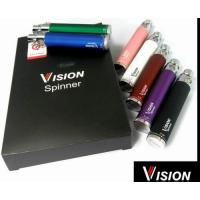 vision spinner charging instructions
