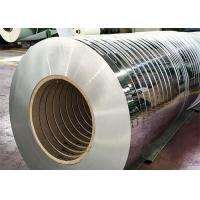 China 316L Cold Rolled Stainless Steel Strip / Slitting Coil Finish Type Optional on sale