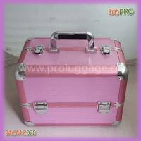 China Save makeup use Abs solid color makeup cases wholesale