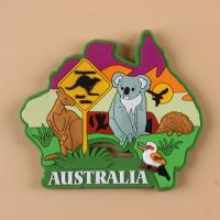 Wholesale Soft PVC Magnet Fridge magnet Australia from china suppliers