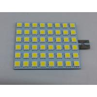 Wholesale T10 5050 white 48 led board/Car DOME READING Light PCB 5050 48 SMD T10 BA9S Festoon from china suppliers