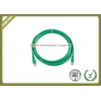Wholesale AT6 UTP Network Patch Cord  Rj45 Patch Cable Plug And Play Customerized Length from china suppliers